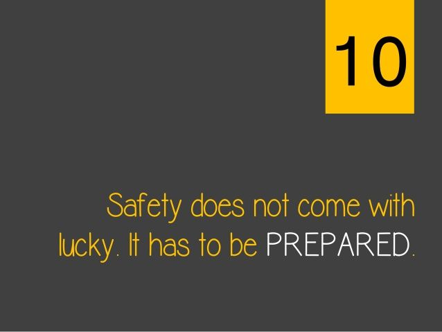 Best 25+ Safety Quotes Ideas On Pinterest