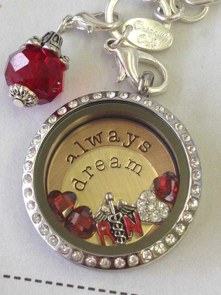 Origami Owl Cancer Locket Ideas