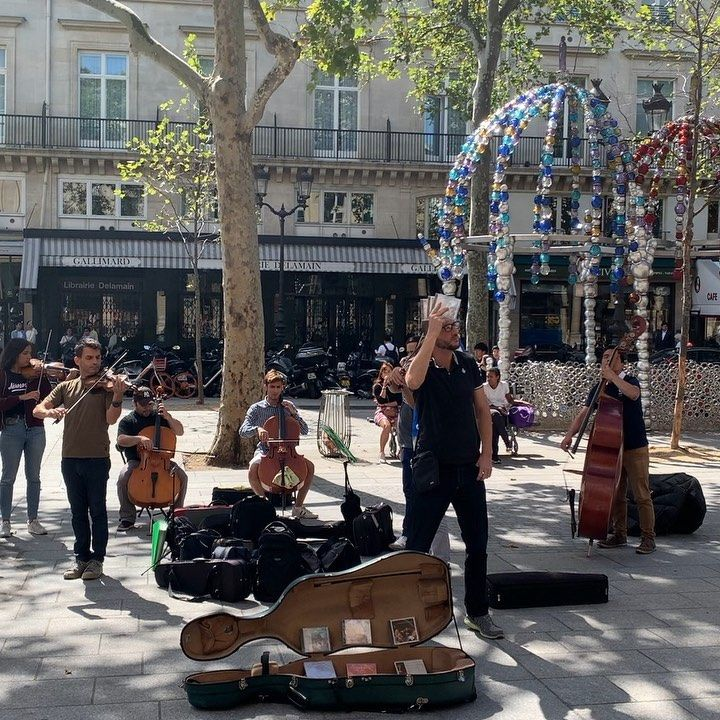 Street Music Paris These Guys Are Fantastic Street Music Paris These Guys Are Fantastic Paris Parisfrance Streetmus Travel Videography Scenes