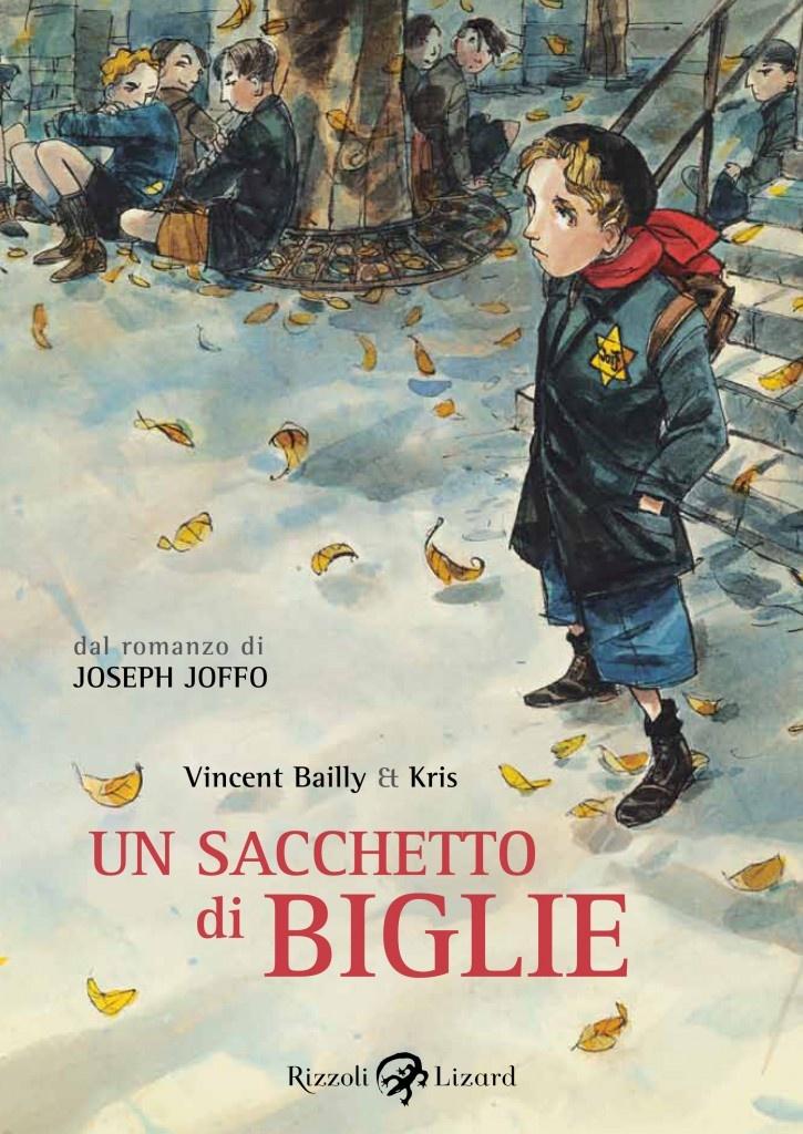 Un sacchetto di biglie, Joseph Joffo