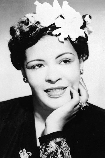 bh: Billieholiday, Billy Holidays, Style Inspiration, Female Singers, Black Woman, Billy Holliday, Lady Day, Black History, Jazz Artists