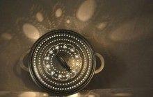 12 Gorgeous Gourds: Tropical Lamps Swirl Light & Shadow | Designs & Ideas on Dornob