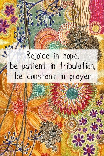 Romans 12 - Blog Post of Encouragement