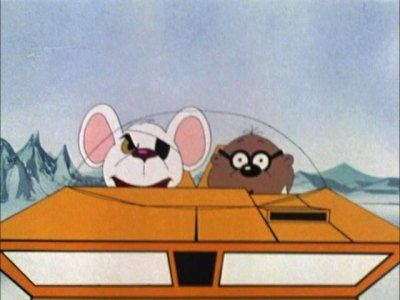 danger mouse carComplete Seasons, Mouse Cars, Danger Mouse