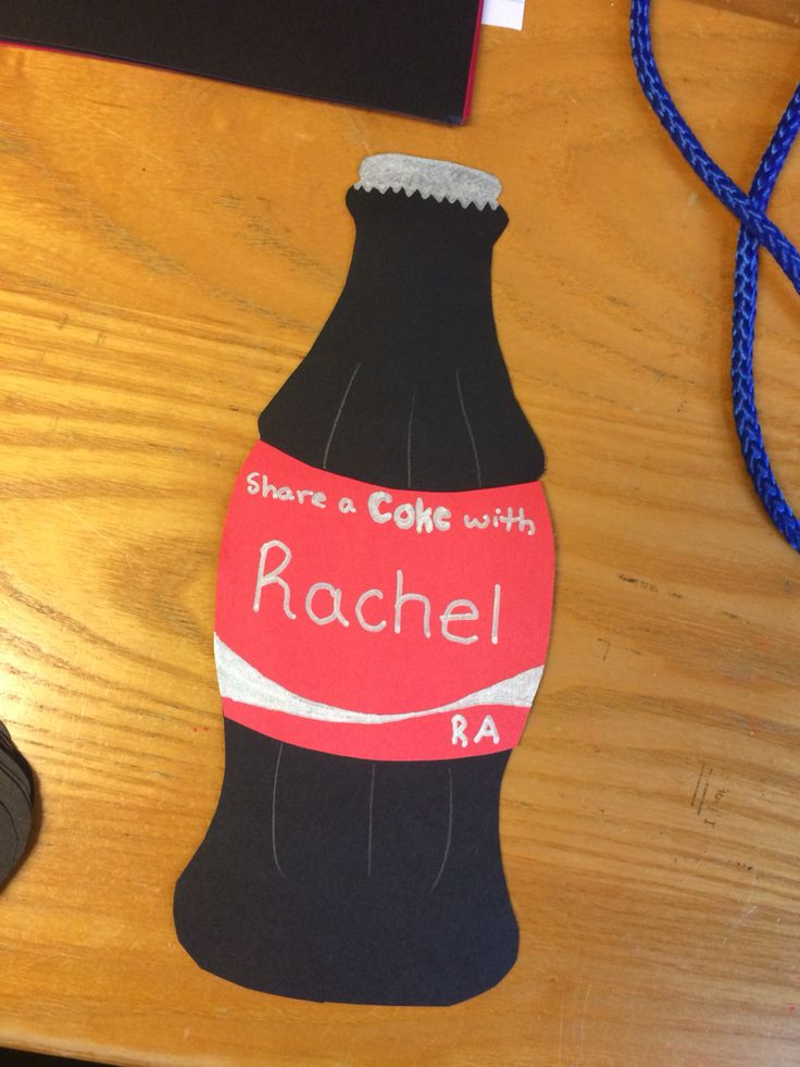 Coke Bottle (RA Door Dec)
