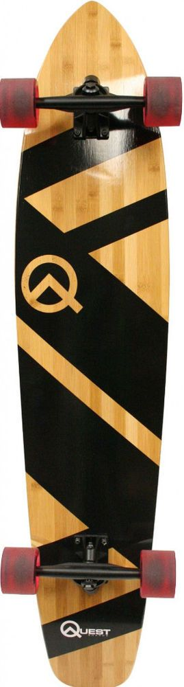 Classic Super Cruiser Longboard Skateboard Decks Outdoor Sports Equipment New #LongboardSkateboard