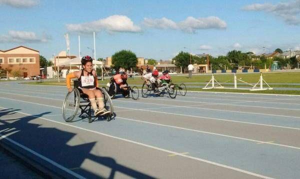 Deportistas de Tigre se destacaron en el Campeonato Nacional de Atletismo Paraolímpico