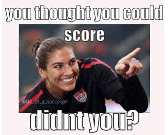 #USWNT - Hope Solo #1 #Soccer