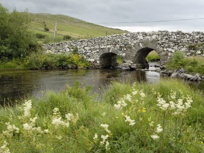Quiet Man Bridge (yep, from the movie pilgrim) Near Maam Cross, Connemara, County Galway, Ireland.