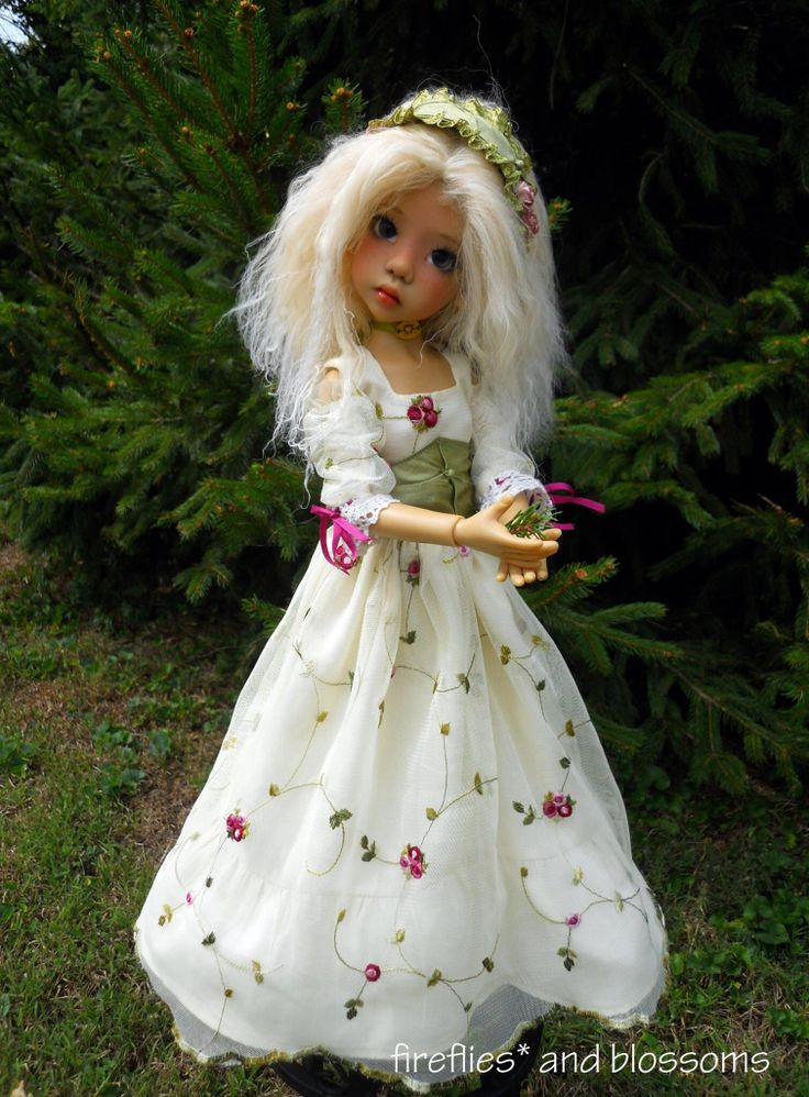 Sold Out/ Limited Edition Charity Event Doll, Hope MSD BJD by Kaye Wiggs
