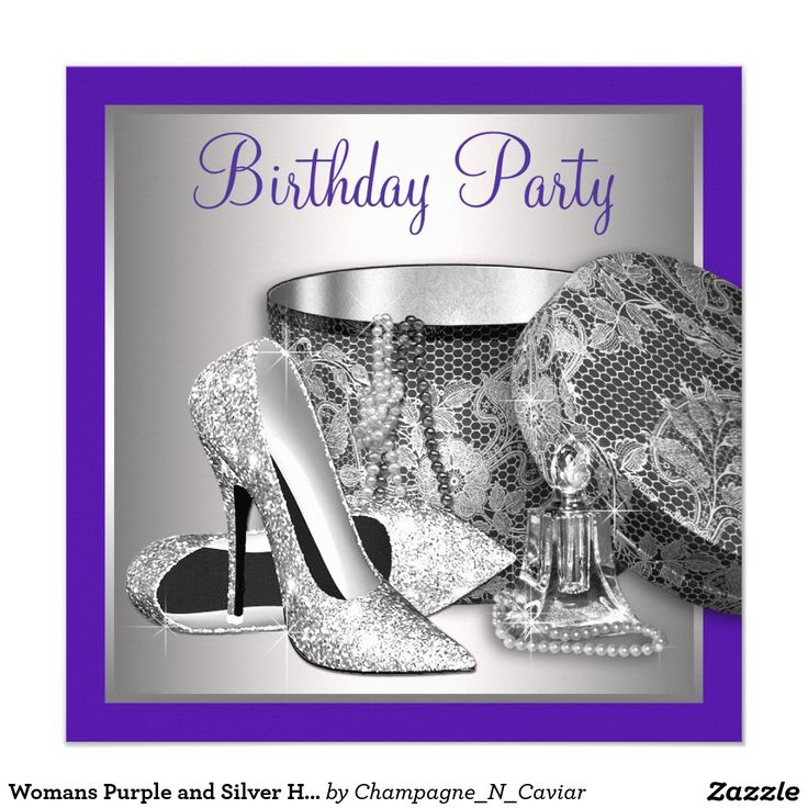 154 best High Heels Shoe Invitations images on Pinterest