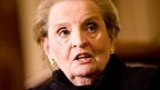 Madeline Albright - First Female Secretary of State