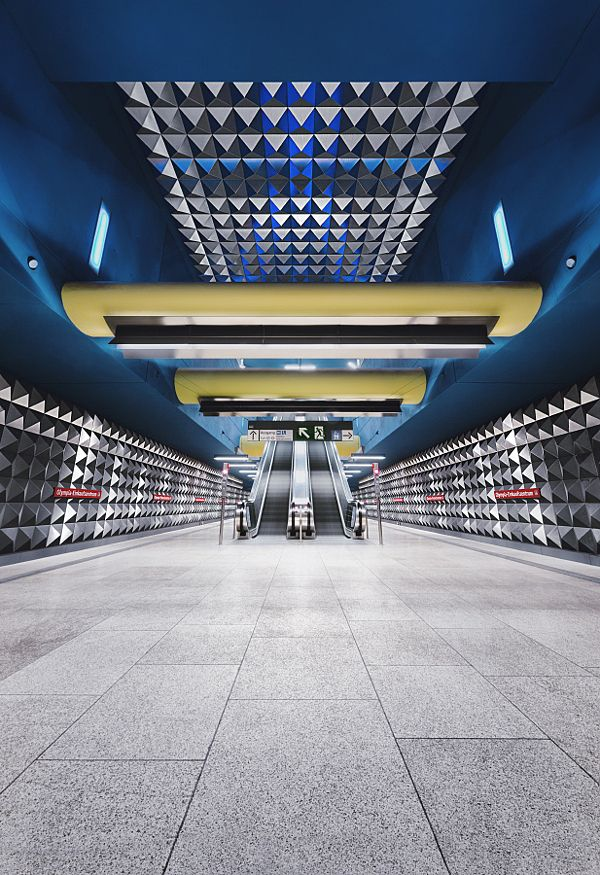91 best metro images on Pinterest | Architecture, Metro station and ...