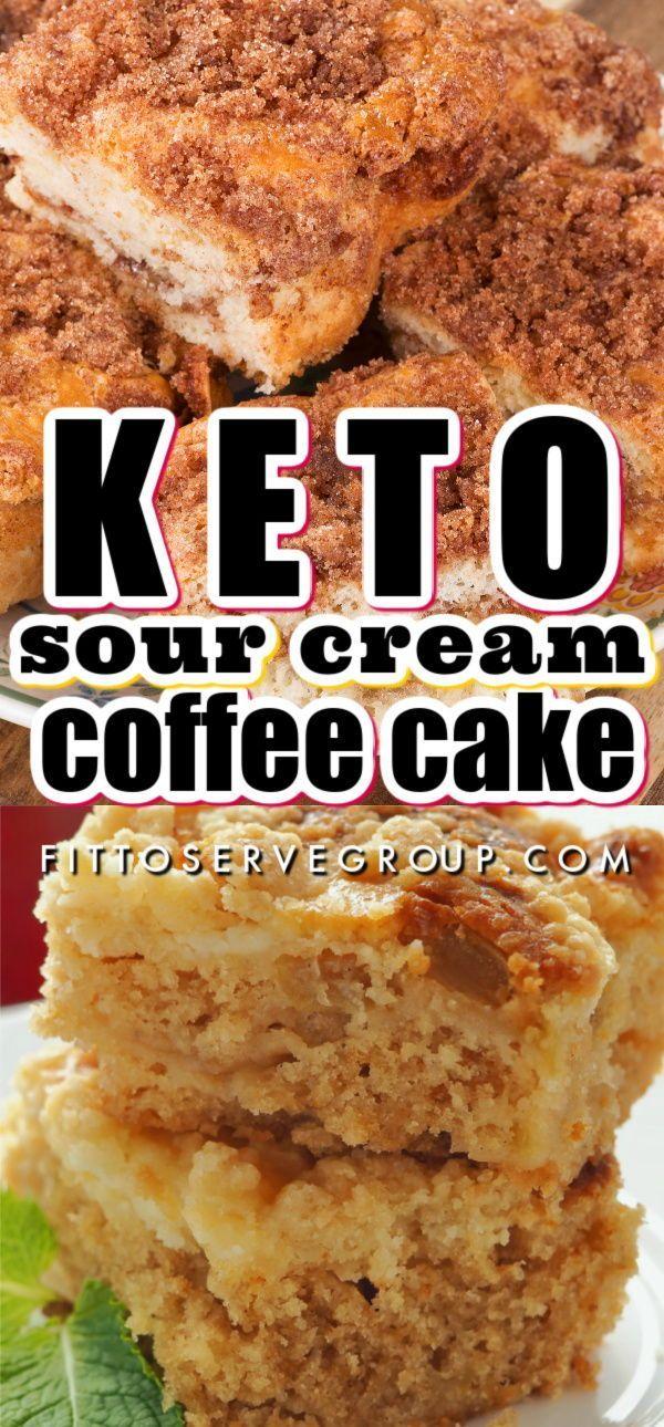 Keto Coffee Cake In 2020 Coffee Cake Keto Holiday Recipes Gluten Free Recipes Easy