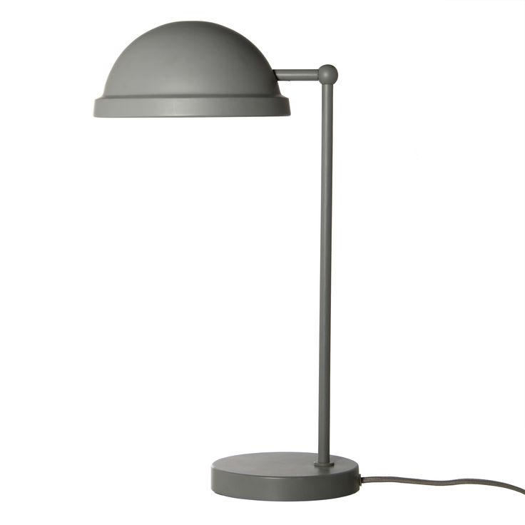 B O W L E R lamp is a  characteristic design inspired by a classic English gentleman carrying hat and cane. Designed by Venessa Eilert. Bowler is avaiable as table and floor lamp in several colors. Frandsen Lighting A/S.