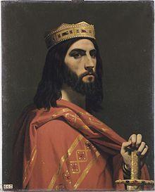 Dagobert Ier - 602-639. Fils de Clothaire II, arrière-petit-fils de Clovis Ce…