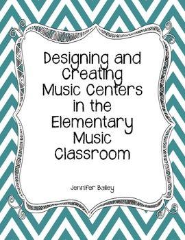 Elementary Music Centers