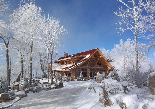 30 best sterling lodge at eagles nest images on pinterest for Eagles ridge log cabin