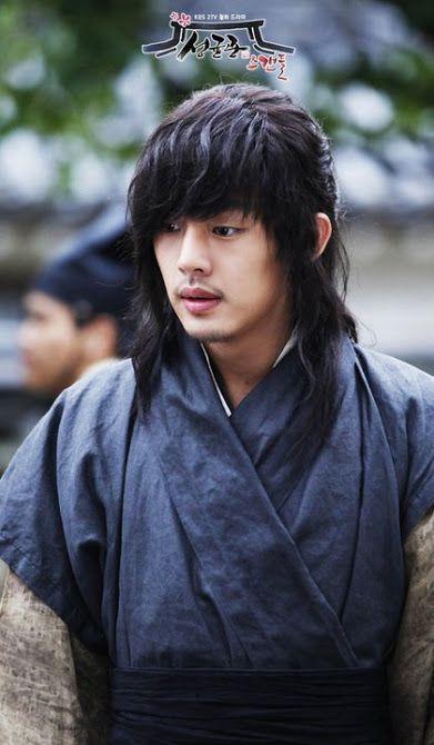 "Yoo Ah In in ""Sungkyunkwan Scandal"""