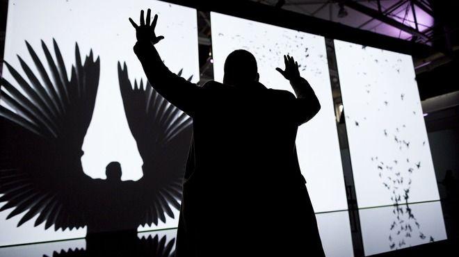 Digital Revolution at the barbican - July 3rd -