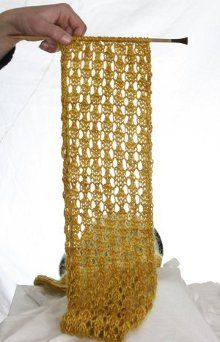 10 Best Free Knit Scarf Patterns from 2011 - from AllFreeKnitting.com