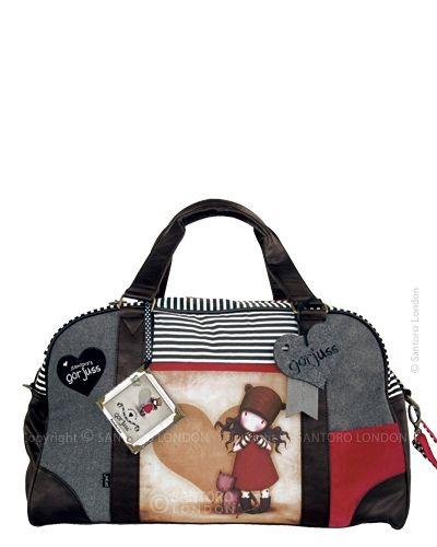 Gorjuss weekender bag - would love this!