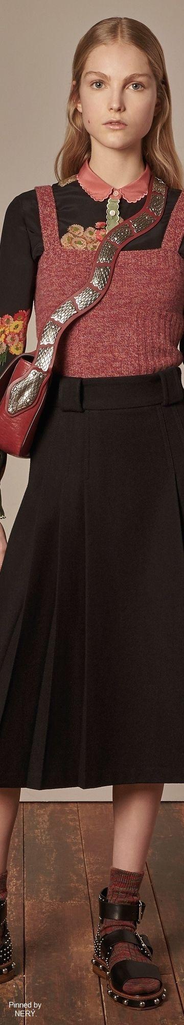 Red Valentino Fall 2017 RTW