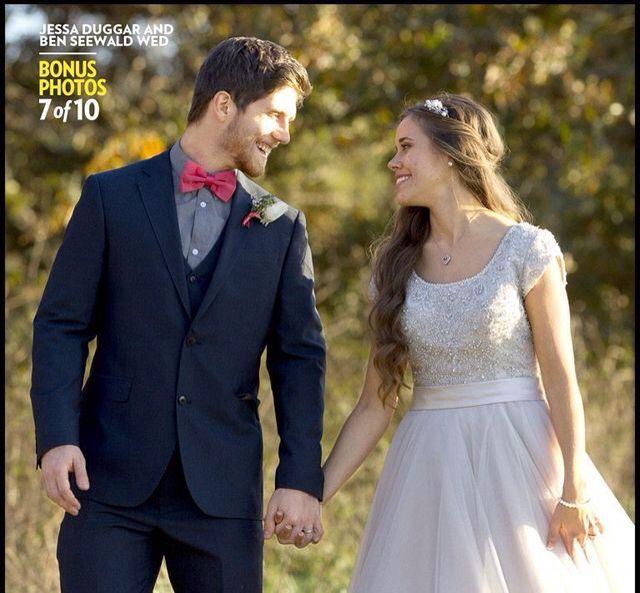 Jinger Duggar marries Jeremy Vuolo, couple heading to