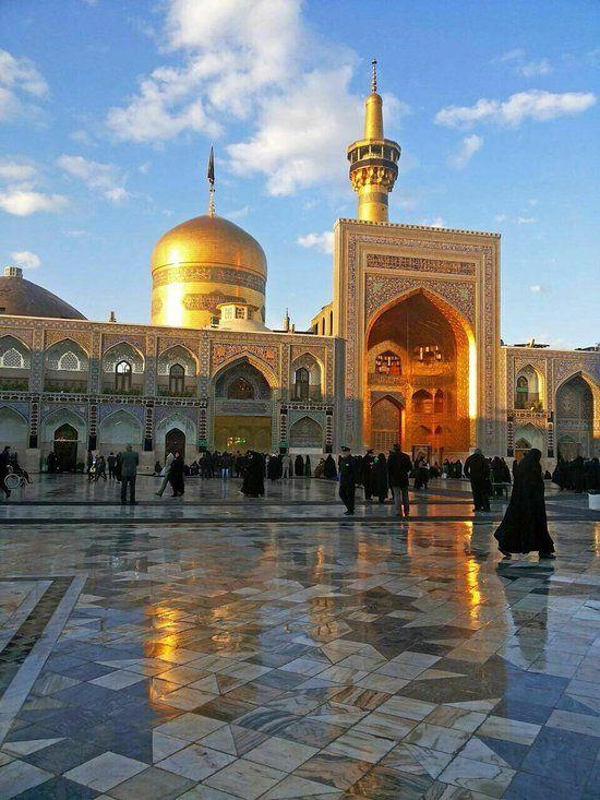 Imam Reza Holy Shrine, Mashhad - TripAdvisor | الضريح المقدس