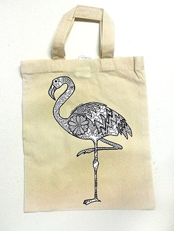 Bags & Purses  Market Bags  tote bag print  tote bag kids  tote bag shopper  shopper bag  birthday party bag  kids fashion baby fashion  canvas bag  bridesmaid bag  eco tote bag  eco shopper  flamingo tote bag  animal shopper Shopper mini kids tote bag flamingo eco ecological children organic cotton beige nature animal print handbag bag grocery shopping girl
