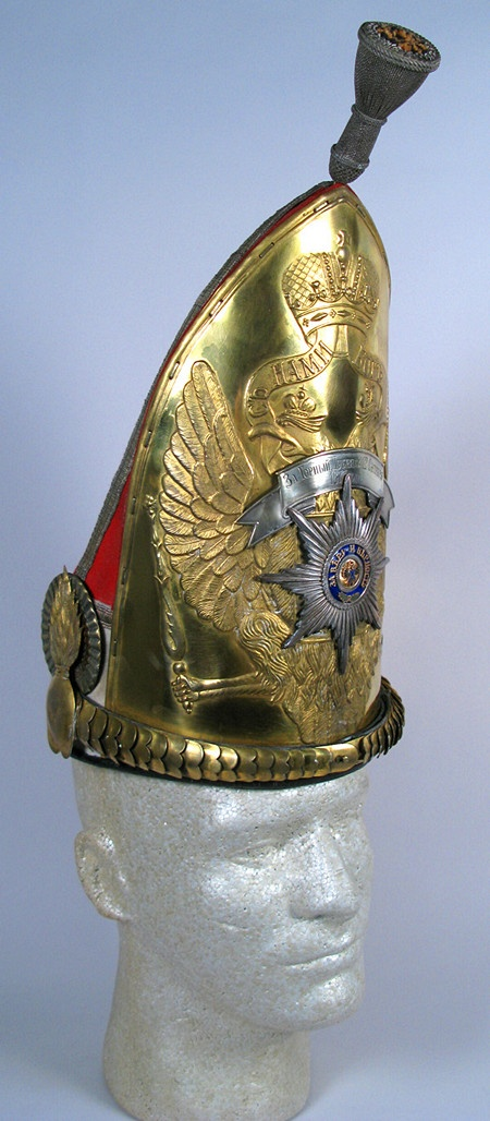 a Prussian guard's mitre | Rob's Historical Miniatures and ...