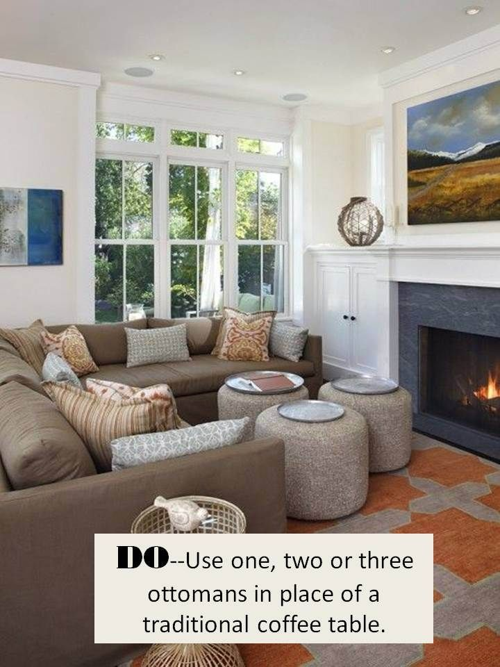 8 best sectional sofa layout images on Pinterest Living room