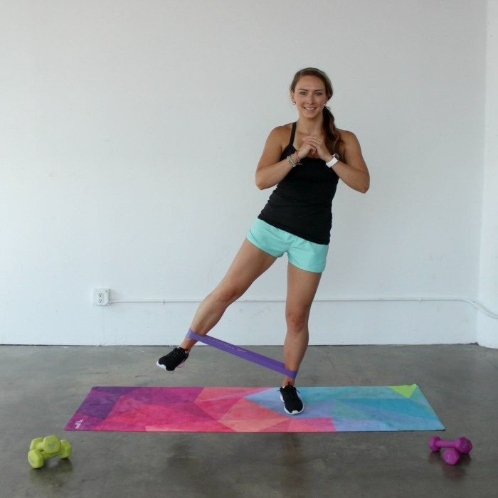 Full Bands: 17 Best Images About Resistance Band Exercise On Pinterest