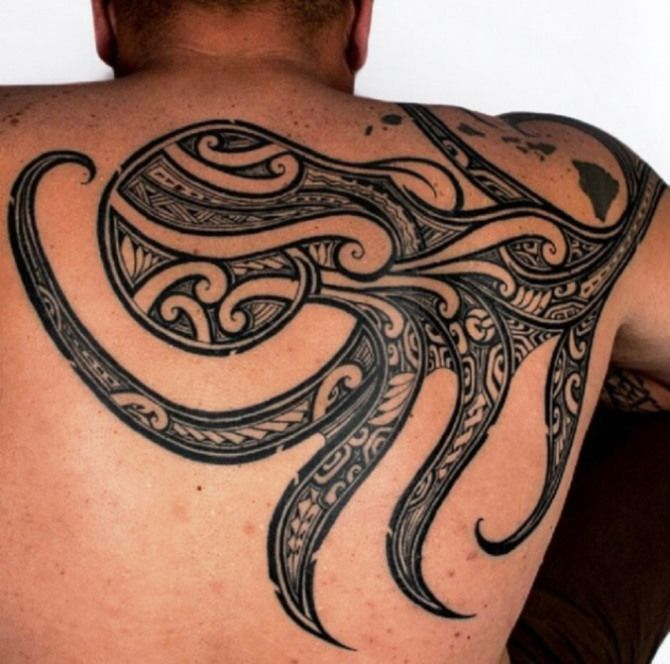 30 Kraken-Tätowierungen,  #KrakenTätowierungen #OctopusTattoohand,  #KrakenTätowierungen #oct…