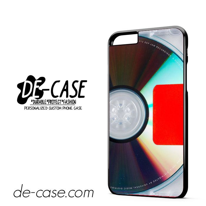 Kanye West Yeezus Album Cover DEAL-6091 Apple Phonecase Cover For Iphone 6/ 6S Plus
