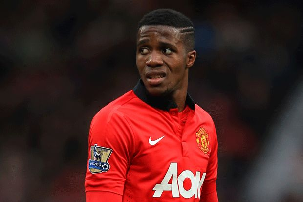 Wilfred Zaha / Manchester United