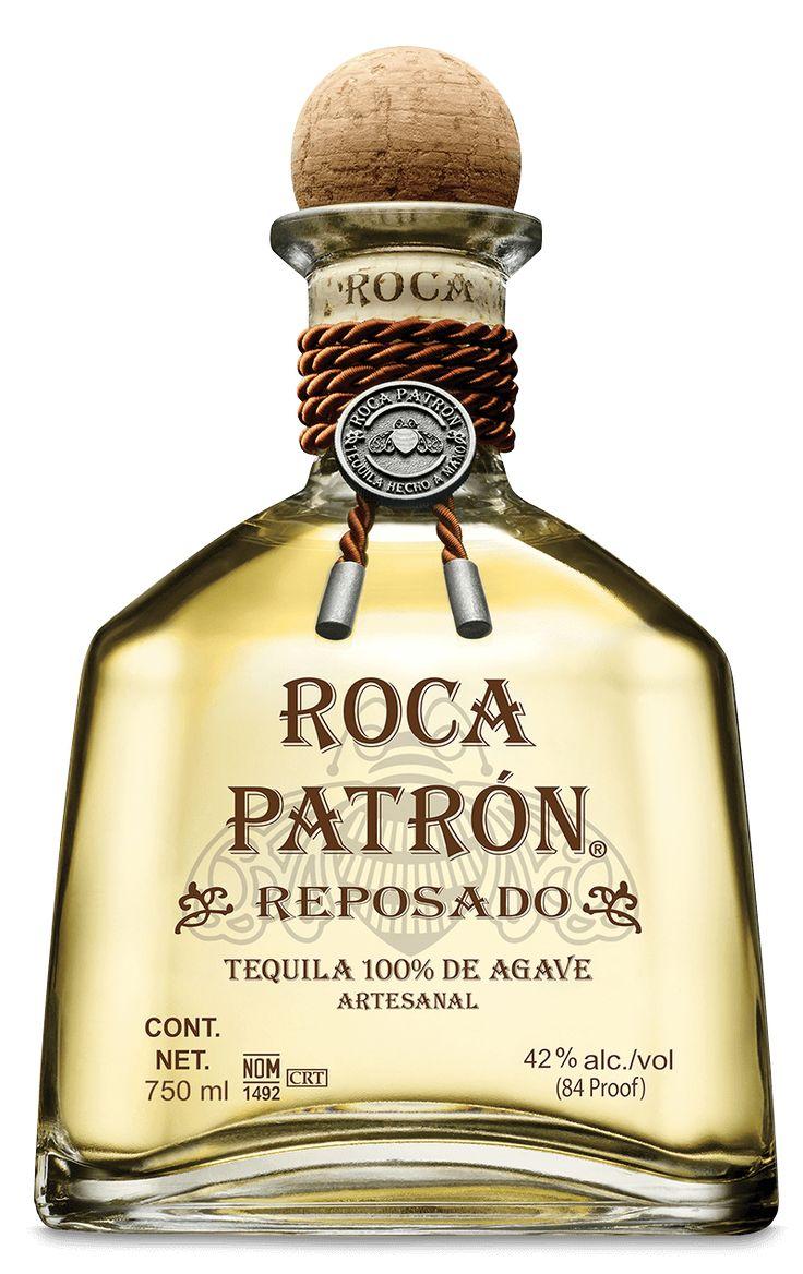 Enjoy #RocaPatron Reposado for hints of oak, vanilla, ginger and caramel.