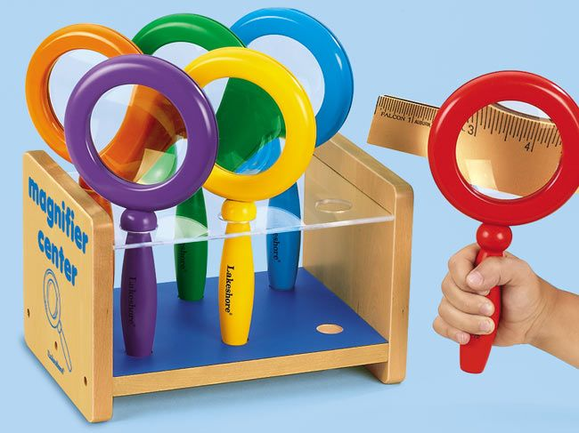 Lakeshore Magnifier Center Lakeshore Learning What A