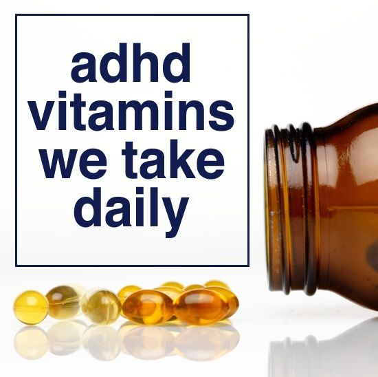 Find out which vitamins, herbs, and supplements may treat ADHD symptoms.