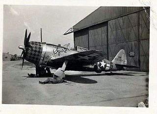 1945 P-47 Thunderbolt: Aircraft, P 47 Thunderbolt, Photo, Wwii Warbird