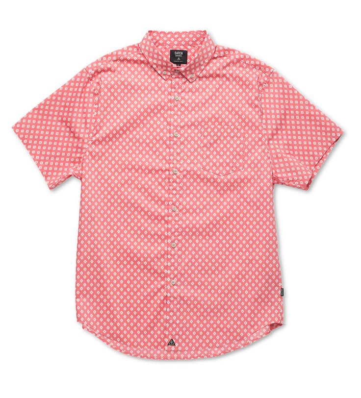Casbah S/S Shirt - Red