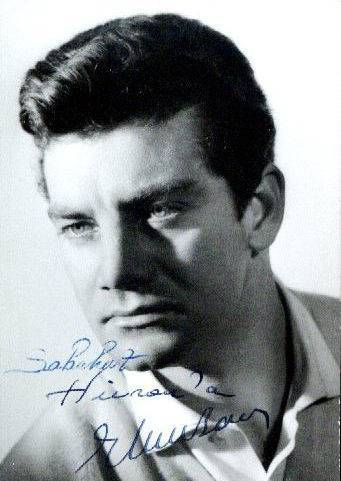 Ekrem Bora / Actor (1934-)