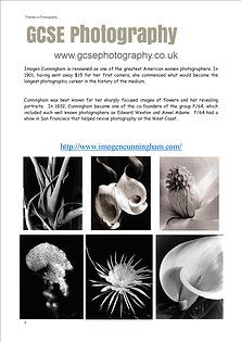 GCSE Photography Posters