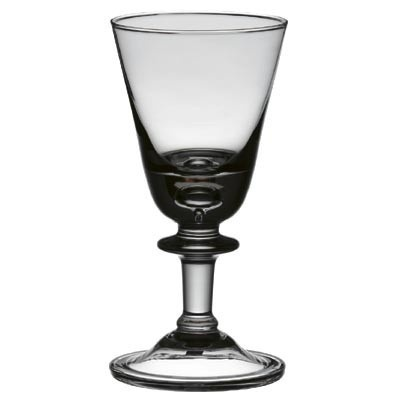 """""""Tangen"""" wine glass from Hadeland, by Willy Johansson"""
