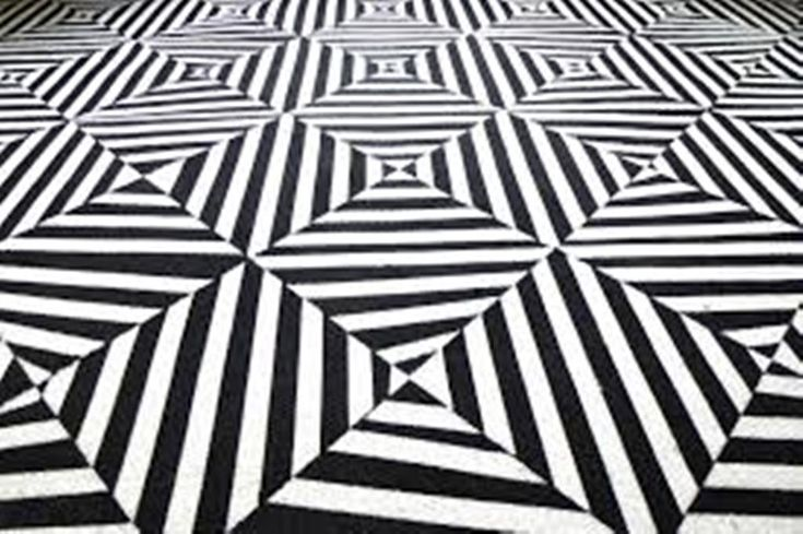 56 best black and white area rugs images on pinterest - Black and white rug ...