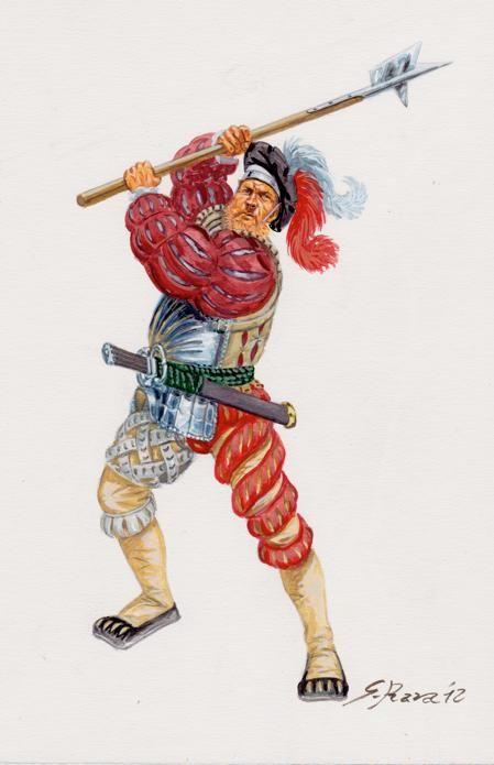 ИТАЛЬЯНСКИЕ ВОЙНЫ 1494—1559