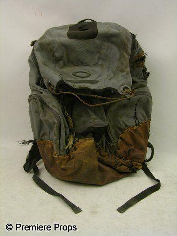 291: The Book of Eli (Denzel Washington) Backpack Movie : Lot 291