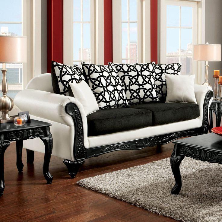 Reylan Transitional Sofa