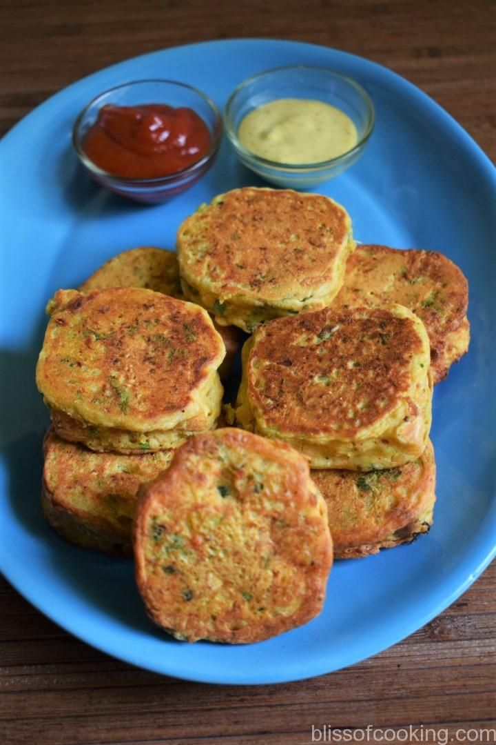 Bread Ka Chilla (Bread And Gram Flour Pan Cake)