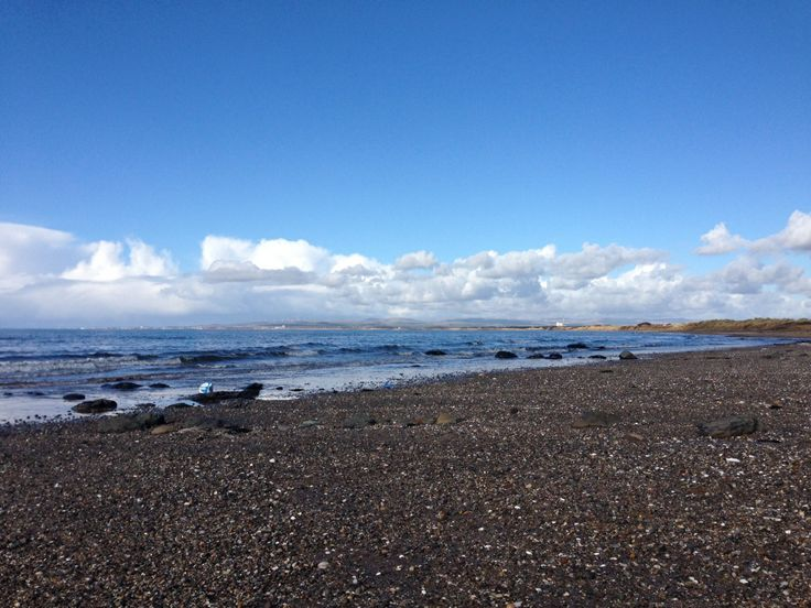 Check out my post about the Scottish Seaside & What makes you happy